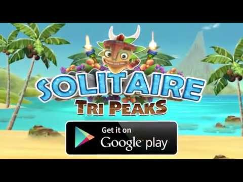 Video of Solitaire TriPeaks