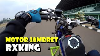 Video RX KING MOTOR JAMBRET TENAGA POLL - TESTRIDE MOTOR NYAMUK MP3, 3GP, MP4, WEBM, AVI, FLV Juni 2019