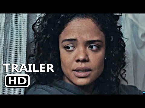 CROSSING THE LINE Official Trailer (2019) Lily James, Tessa Thompson Movie