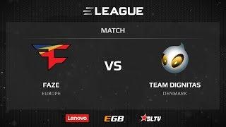 FaZe vs Dignitas, game 1