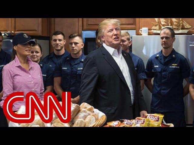 President-trump-visits-coast-guard