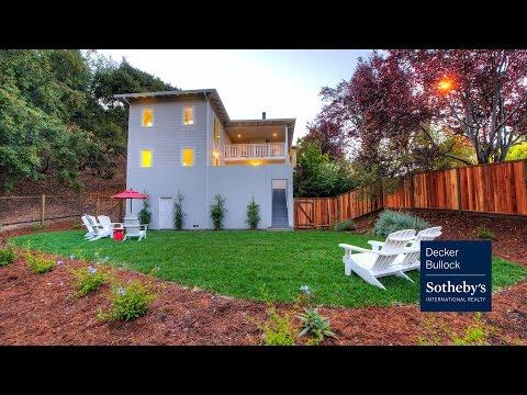 Spectacular San Rafael Home