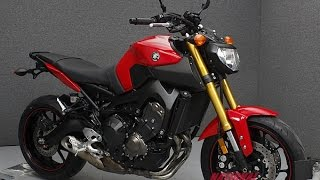 10. 2014  YAMAHA  FZ09 900  - National Powersports Distributors