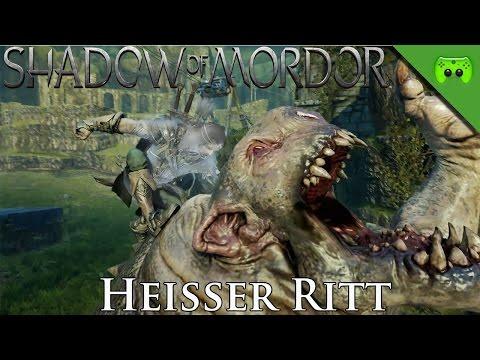 MORDORS SCHATTEN # 30 - Heißer Ritt «» Let's Play Mittelerde Mordors Schatten | HD
