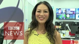 Tiger mum Amy Chua's tips for young workers - BBC News