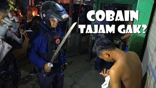 Download Video Ke Rumah Pacar Bawa Katana MP3 3GP MP4