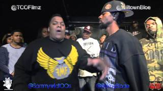 Spit Dat Heat | Sammy Wild 100s vs. BluRay Blade