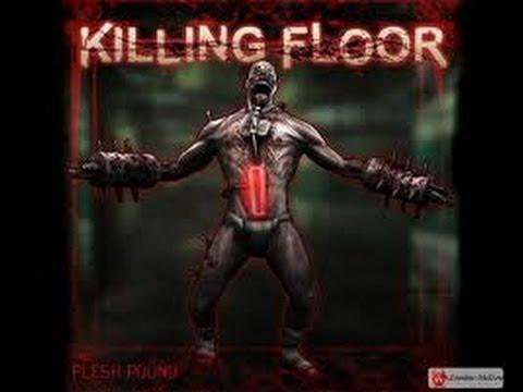 Let's play of Killing Floor.Test des armes [partie 3]: Tireur d'élite