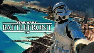 Video Star Wars Battlefront -  Funniest Moments of 2016 MP3, 3GP, MP4, WEBM, AVI, FLV Februari 2018