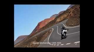 8. 2012 Ducati Multistrada 1200 ABS