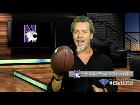 College Football Betting Odds | NCAA Top 10 Team's Odds To Win the BCS Title