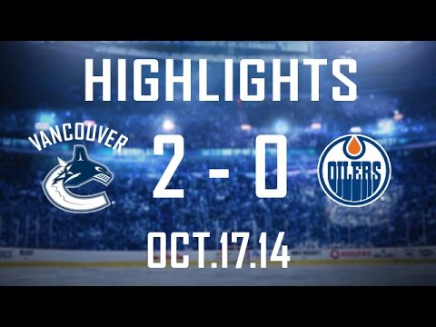 Canucks - The Canucks blank the Oilers 2-0 in Edmonton to open the season with 3 straight wins. Radim Vrbata notches his 39th career game-winning-goal and Ryan Millers...