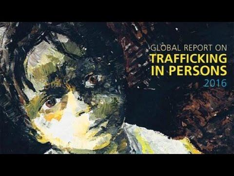 ΟΗΕ: Ένα τρίτο των θυμάτων trafficking παγκοσμίως είναι παιδιά