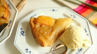 Tarte Tatin (Französischer Apfelkuchen)