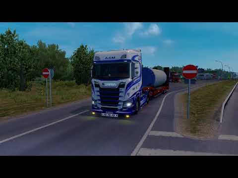 Scania S A&M Commercials v1.0