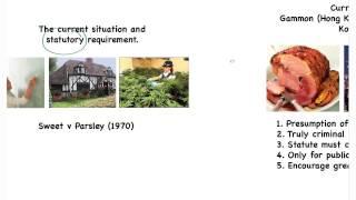 Mens Rea # 5 - Strict Liability