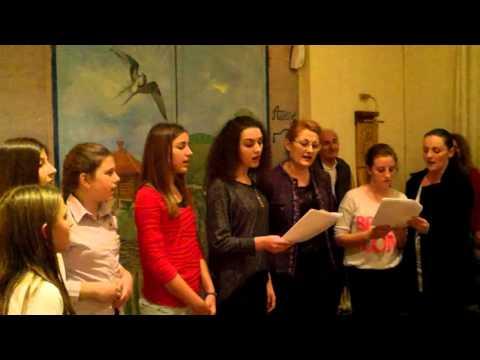 ''Oj ružice ružo rumena'' u izvođenju grupe ''UNA'' iz Barajeva
