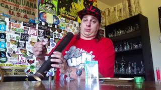 BAMBOO BONG HITS!!!!!! by Custom Grow 420