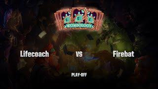 Lifecoach vs Firebat, game 1