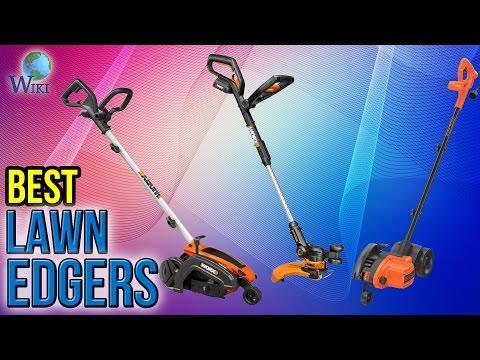8 Best Lawn Edgers 2017 (видео)