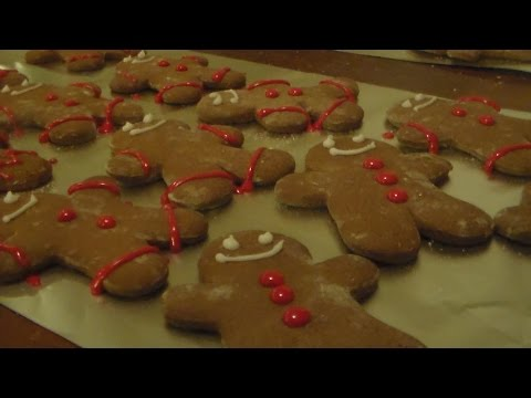Gingerbread Men Cookies Requested
