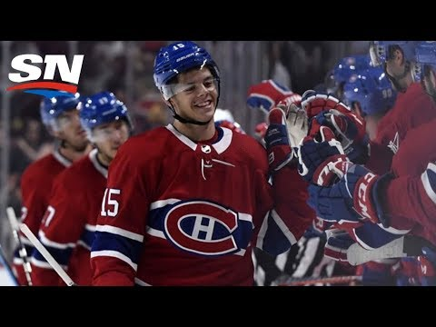 Video: How Good Is Montreal Canadiens' Rookie Jesperi Kotkaniemi? | Hockey Central at Noon