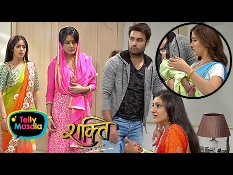 Saumya Helps Shanno To Deliver A Baby | Shakti Ast
