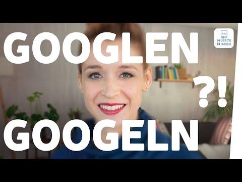 googeln oder googlen? | Einfache Deutsch-Tipps