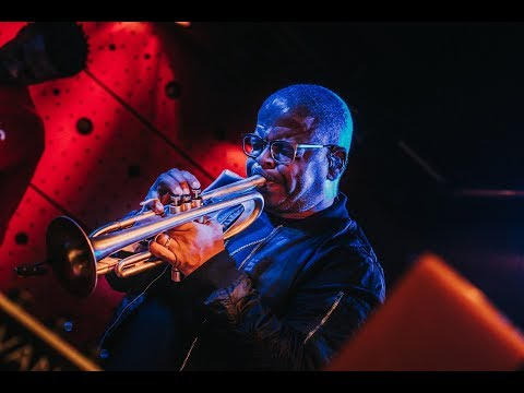 Terence Blanchard on Trumpet Days at Jazz Dock