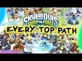 20 Skylanders Swap Force Top Upgrade Paths - Wave 1 & 2 Complete (plus more!)