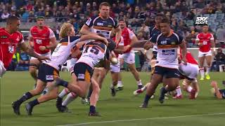 Brumbies v Sunwolves Rd.16 2018 Super rugby video highlights| Super Rugby Video Highlights