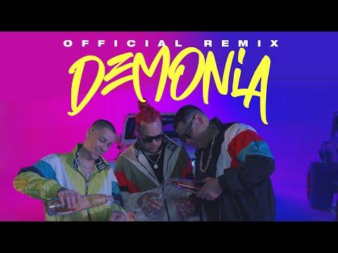 Billy Ronca Feat. Baby Rasta y Gringo _ Demonia
