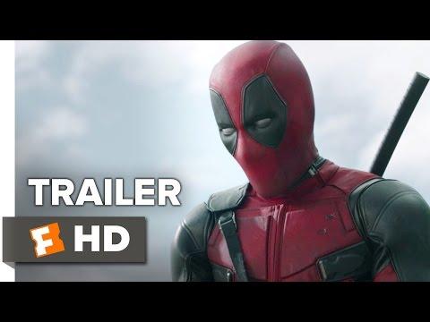 Deadpool Official Trailer #1 (2016) - Ryan Reynolds Movie HD
