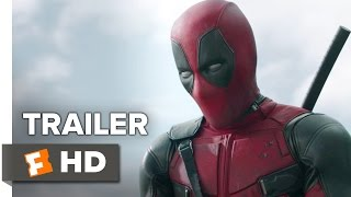 Nonton Deadpool Official Trailer #1 (2016) - Ryan Reynolds Movie HD Film Subtitle Indonesia Streaming Movie Download