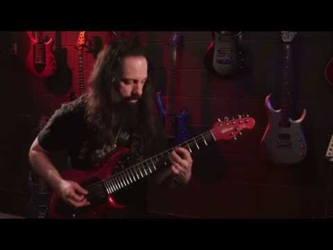 John Petrucci and M-Steel Guitar Strings [Official]