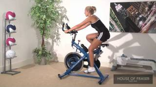 Exercise Bike YouTube video