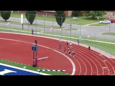2015 NJCAA Outdoor Nationals Womens 4x800 Relay