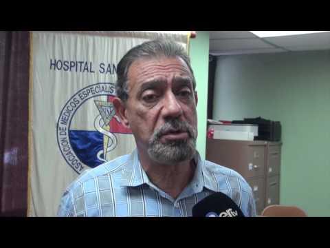 Personal médico del HST retoma labores