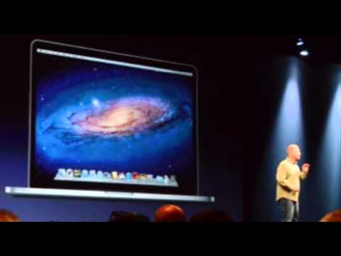 next generation macbook pro - Watch this video to see how Apple Announced the new Next Generation Macbook Pro with Retina Display at the WWDC 2012. Watch to see how the New Next Generatio...