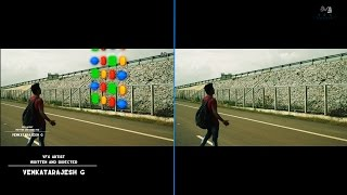 Candy Crush Saga in Real Life   vfx breakdown