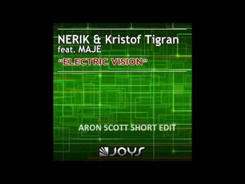 Electric Vision by Nerik & Kristof Tigran (OFFICIAL TEASER)