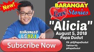 Download Lagu Barangay Love Stories August 5, 2018 Alicia Mp3