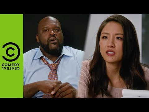 Jessica Huang Vs Shaquille O'Neal: Negotiation Showdown | Fresh Off The Boat