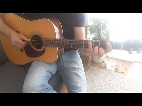 Steely Dan – Do it Again – Acoustic Guitar Fingerstyle Cover