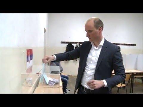 Балша Божовић: Позивам грађане да гласају за ДС јер има план за излазак Србије из кризе