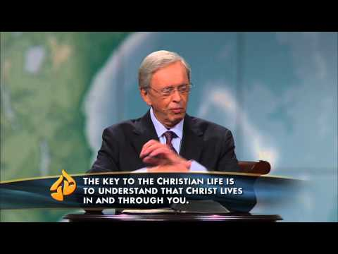 Dr. Charles Stanley – The Key To The Christian Life