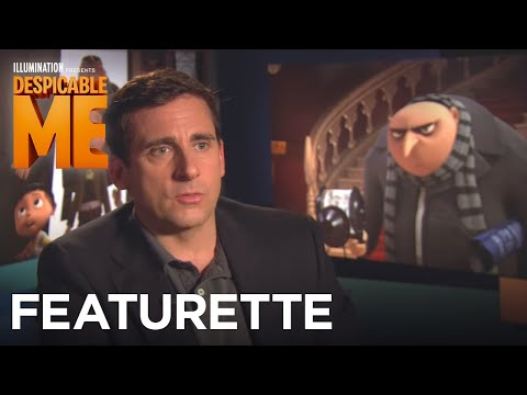 Despicable Me Featurette 'The Making Of'
