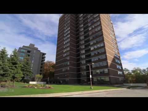 2 Bedroom Apartment North York Don Valley Parkway