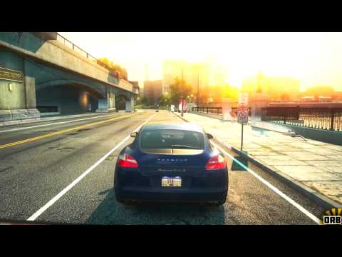 need for speed most wanted gameplay pc