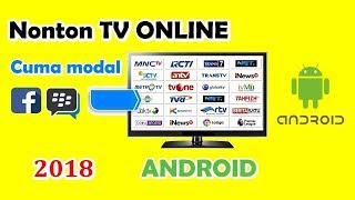 Download Video Viral 2018!! Cara Nonton TV di Android GRATIS TANPA Pulsa/Wifi/Flash WORK 100 % #InspirationTODAY MP3 3GP MP4